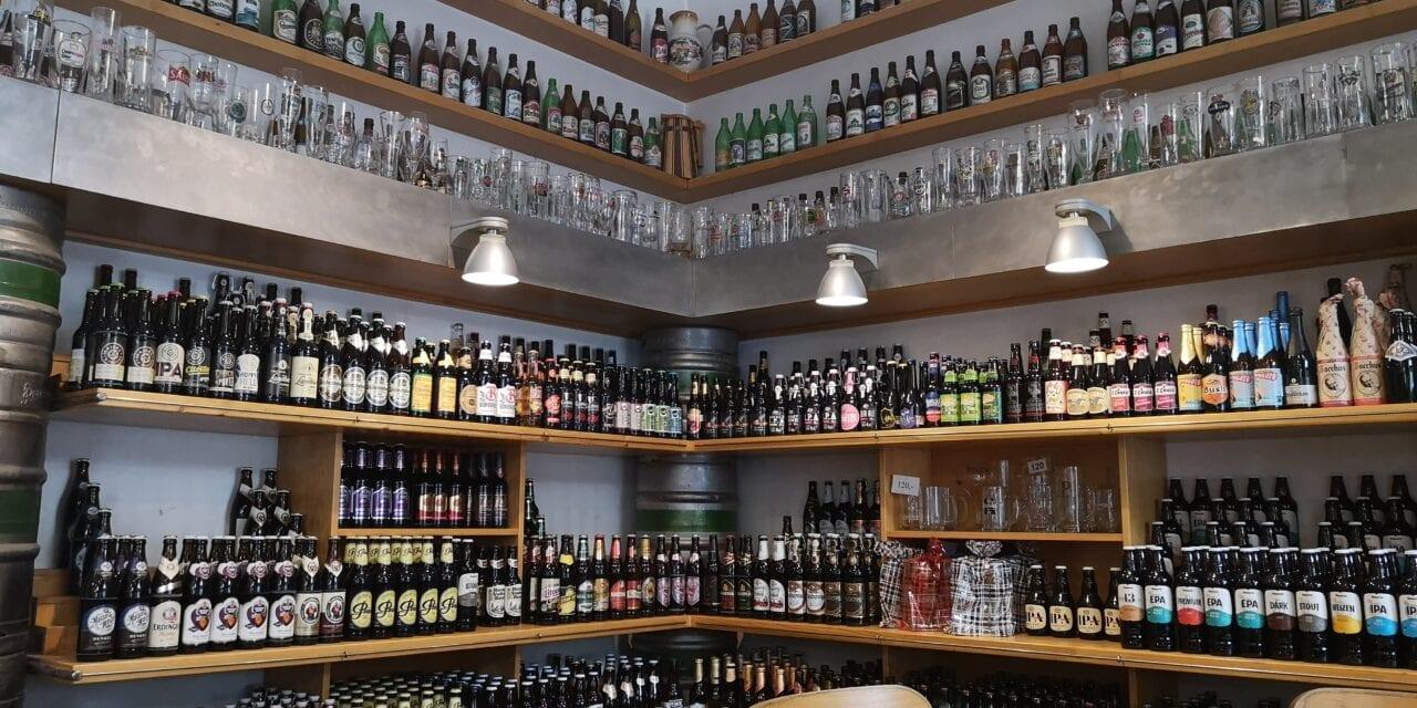 Pivovarský klub – The Old School Craft Beer Place In Prague