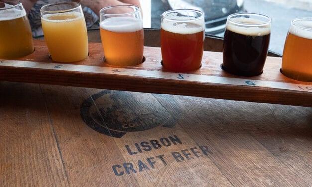 Crafty Corner – Lisbon