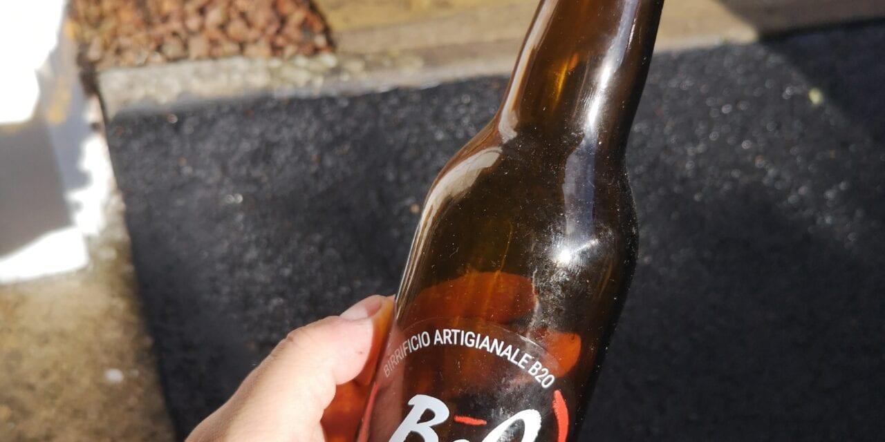 Birra B2O – Edgard