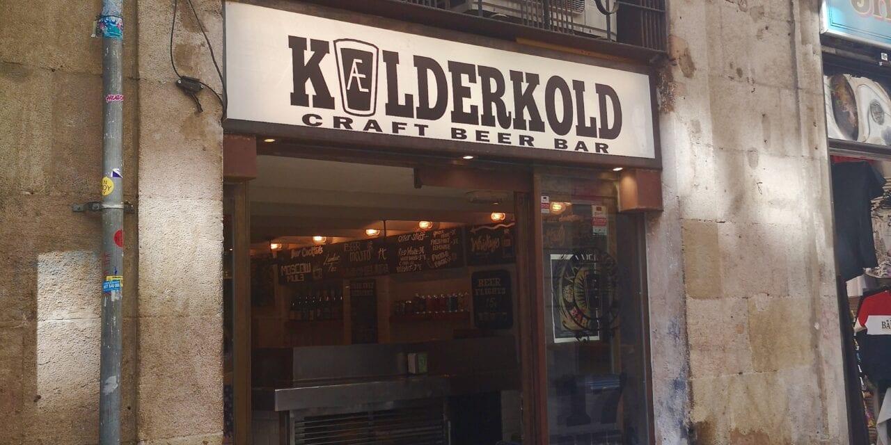 Kalderkold – The Beer Bar Speakeasy
