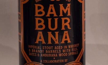Bamburana Barrel Aged Imperial Stout