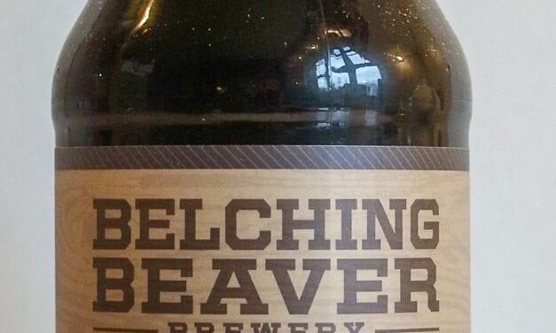 Belching Beaver Nitro Milk Stout