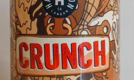 Hammerton Crunch – Peanut Butter Stout