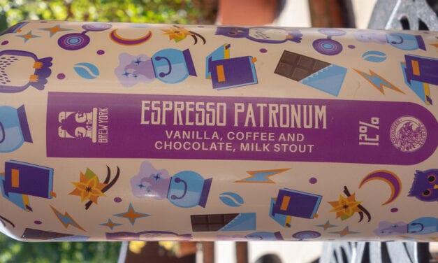 Brew York x Amundsen – Espresso Patronum
