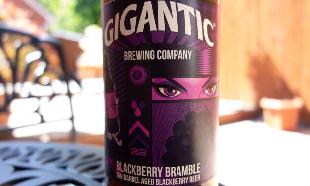 Gigantic Brewing – Blackberry Bramble Beer