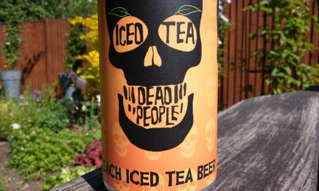 Abbeydale Brewing – Iced Tea Dead People