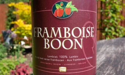 Boon Framboise Raspberry Lambic