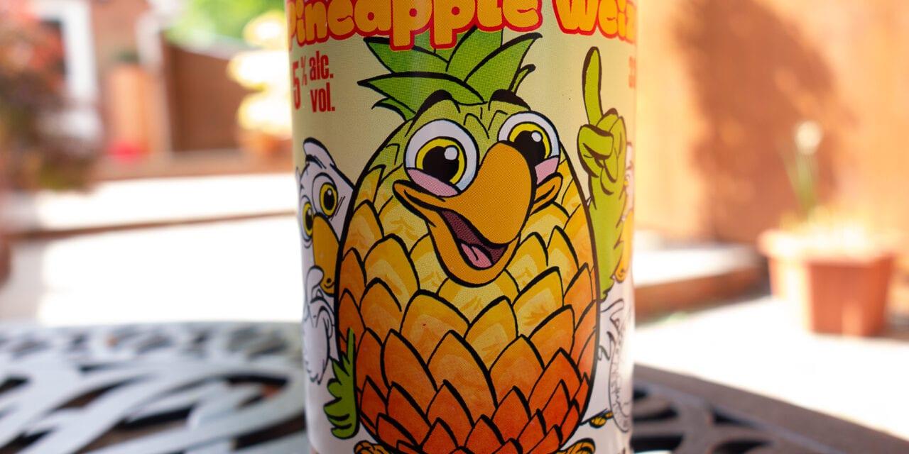 Uiltje Brewing – Peewee The Pineapple Weizen