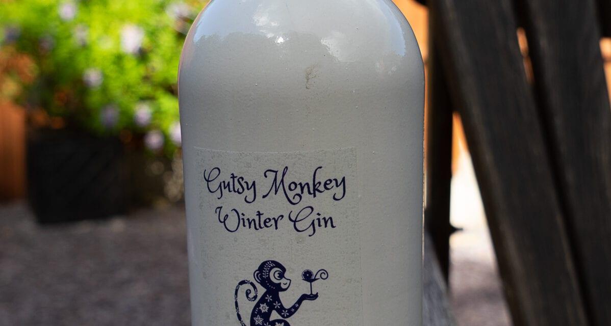 Gutsy Monkey Winter Gin – 48%