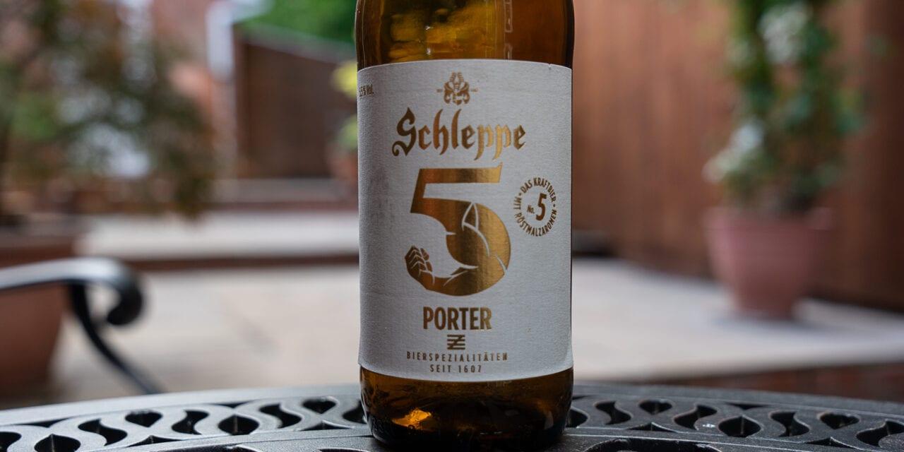 Schleppe Brauerei – No.5 Porter