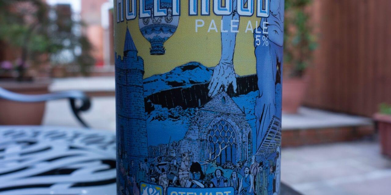 Stewart Brewing – Hollyrood Pale Ale