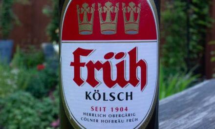Früh Kölsch – Kölsch Golden Ale